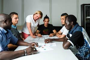 Sprach- und Integrationsmittler
