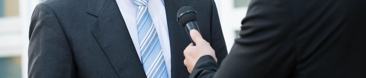 Referent Öffentlichkeitsarbeit Header