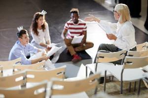 Ausbildung Theaterpädagogik