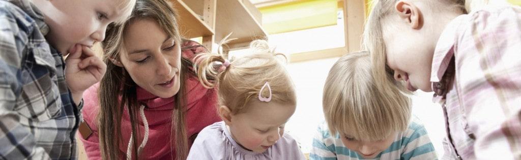 Erzieher als pädagogische Fachkraft Header