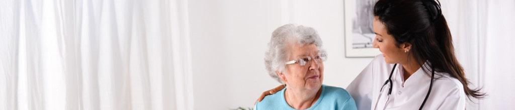 Pflegehelfer Ausbildung Header