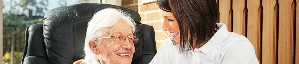 Pflegehelferin / Pflegehelfer Header